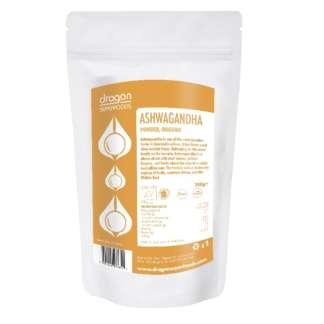Ashwagandha Pulbere Bio Dragon Superfoods 200 g
