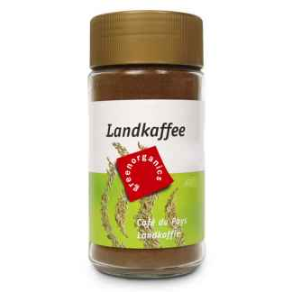 Bio Cafea Instant din Cereale si Cicoare Green Organics 100 g