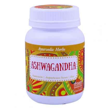 Bio Ashwagandha Pulbere Dragon Superfoods 90 g