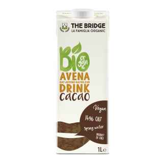 Bio Bautura de Ovaz si Cacao The Bridge 1 l