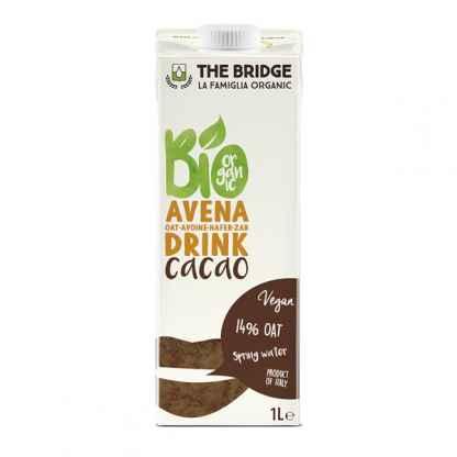 Bio Bautura de Ovaz si Cacao The Bridge 1 l