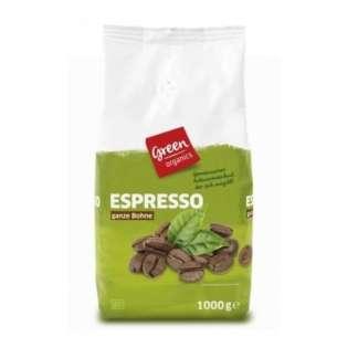 Bio Cafea Espresso Boabe Green Organics 1 kg
