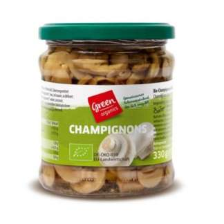 Bio Ciuperci Champignons Green Organics 330 g