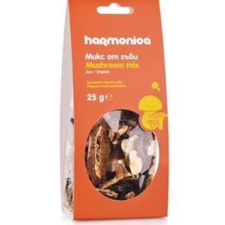 Bio Ciuperci Deshidratate Mix Harmonica 25 g