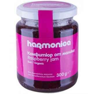 Bio Gem de Zmeura Harmonica 300 g
