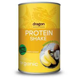 Bio Shake Proteic Banana & Cocos Dragon Superfoods 450 g
