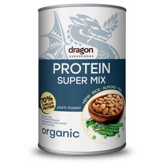 Shake Proteic Bio Super Mix Dragon Superfoods 500 g