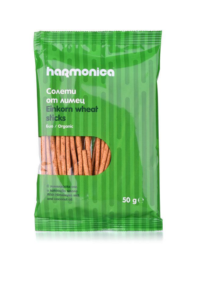 Sticksuri din Faina de Alac Bio Harmonica 50 g