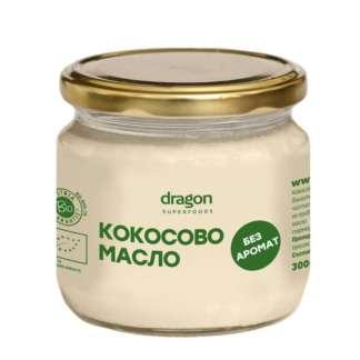 Bio Ulei de Cocos Fara Miros pentru Gatit Dragon SuperFoods 300 ml