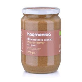 Bio Unt de Arahide Organic Harmonica 700 g