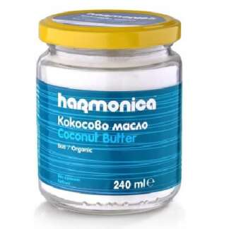 Unt de Cocos Bio Harmonica 240 ml