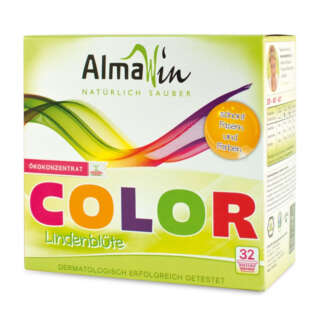 Deteregent Eco Color Heavy Duty 32 spalari AlmaWin 1 kg