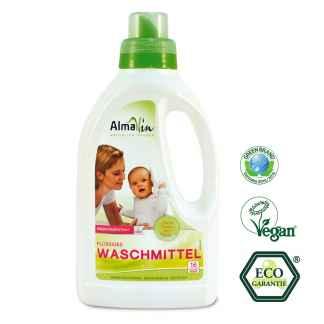Detergent Lichid Vegan 11 spalari 750 ml AlmaWin