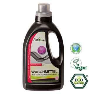 Detergent Lichid pentru rufe inchise Eco Dark & Black 25 spalari AlmaWin 750 ml