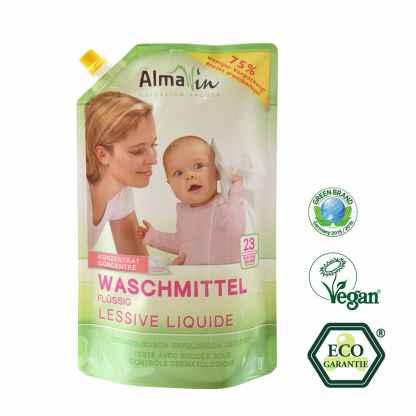 Detergent Lichid Eco Concentrat AlmaWin Pachet Economic 23 spalari 1,5 l