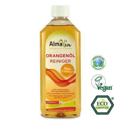 Solutie de Curatare Eco Universala Orange Oil AlmaWin 500 ml