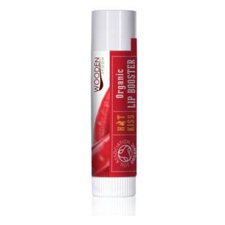 Balsam Bio Pentru Buze Voluminoase Hot Kiss Wooden Spoon 4,3 ml