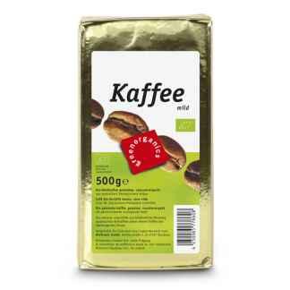 Bio Cafea Espresso Macinata Green Organics 500 g