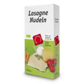 Foi de Lasagna Bio Green Organics 250 g
