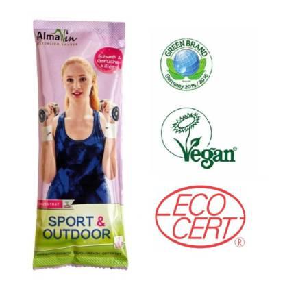 Detergent Lichid Eco Sport & Outdoor 1 spalare AlmaWin 45 ml