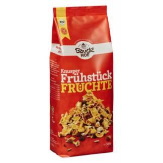 Bio Musli Crocant cu Fructe Fara Gluten Bauck Hof 325 g
