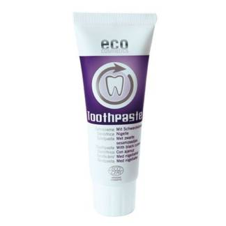 Eco Pasta de Dinti Homeopata cu Chimen Negru Eco Cosmetics 75 ml