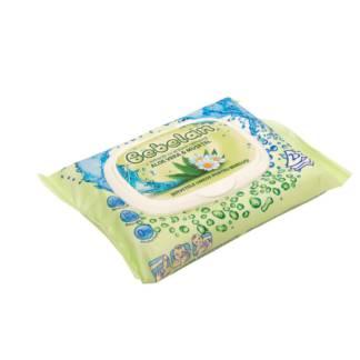Servetele Umede pentru copii cu Aloe Vera si Musetel Bebelan 25 buc