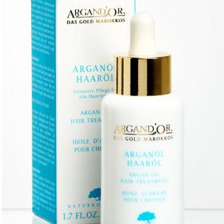 Tratament cu Ulei de Argan pentru Par Argand'or 50 ml