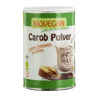 Bio Pudra de Carob Fara Gluten Biovegan 200 g