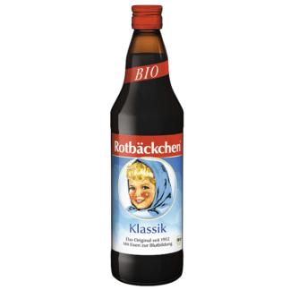 Suc Bio Multifruct Klassik Rotbackchen 750 ml
