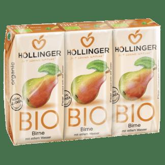 Bio Suc de Pere Hollinger 3 buc x 200 ml