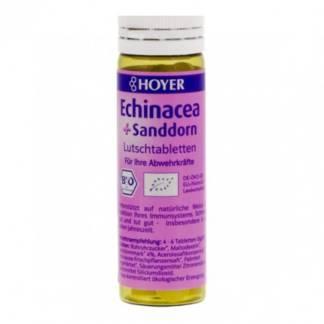 Bio Tablete Masticabile cu Echinaceea si Catina Hoyer 60 buc 30 g