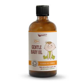 Bio Ulei Pentru Bebelusi Wooden Spoon 100 ml