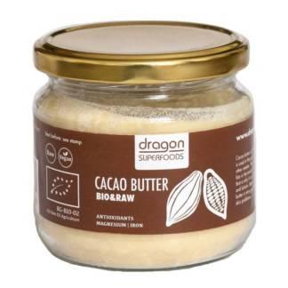 Unt de Cacao Bio Raw Vegan Dragon Superfoods 300 ml