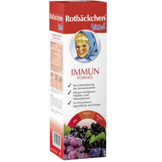 Suc pentru imunitate Immun Vital Formula Rotbackchen 450 ml