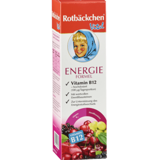 Suc cu Vitamina B12 Vital Energy Rotbackchen 450 ml