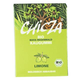 Guma de Mestecat Bio cu Lamaie Chicza 30 g