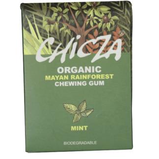 Guma de Mestecat Bio cu Menta Chicza 30 g