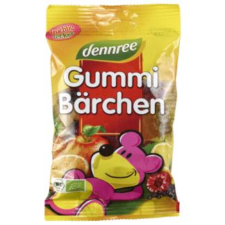 Bio Jeleuri de Fructe Ursuleti Dennree 100 g