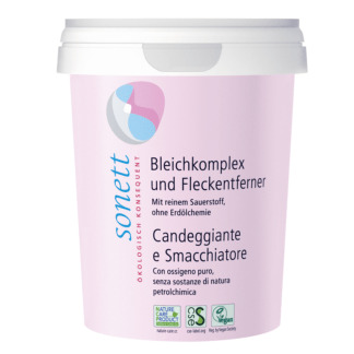 Complex Inalbitor Ecologic Vegan pentru Scos Pete Sonett 450 g
