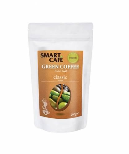 Bio Cafea Verde Clasica Macinata Smart Coffee 200 g