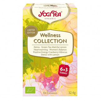 Ceai Sprijin Imunitar Bio Wellness Collection Yogi Tea 32,4 g