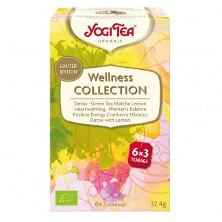 Ceai Sprijin Imunitar Bio Wellness Collection Yogi Tea 32,4 g