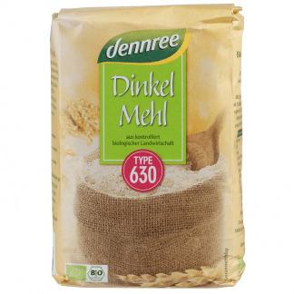 Bio Faina din Spelta Tip 630 Dennree 1 kg