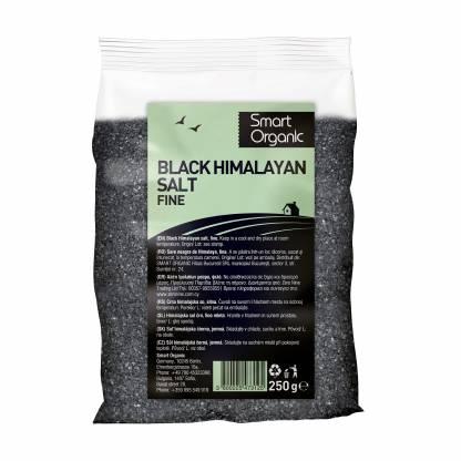 Sare de Himalaya Neagra Fina 250 g