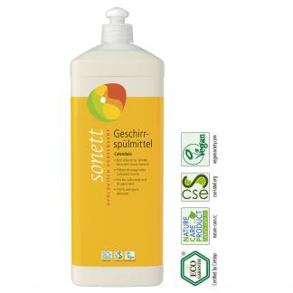 Eco Detergent Pentru Spalat Vase cu Galbenele Sonett 1 l