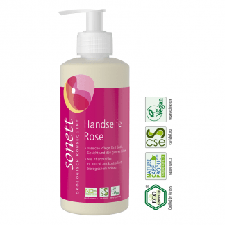 Eco Sapun lichid-Gel de Dus Trandafiri Sonett 300 ml