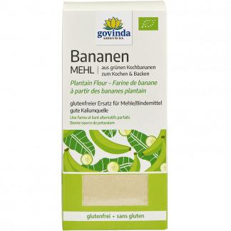 Faina de Banane Bio Govinda 350 g