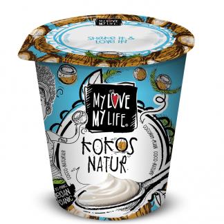 Bio Iaurt Vegetal de Cocos Natur Vegan Mylove - Mylife 125 g