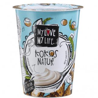 Bio Iaurt Vegetal de Cocos Natur Vegan Mylove - Mylife 400 g